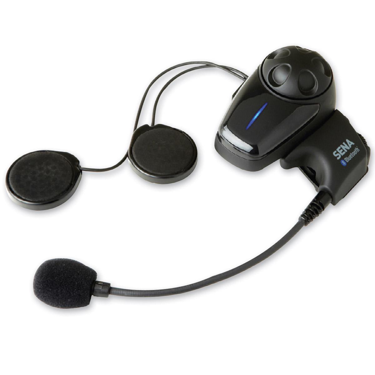 Sena Technologies SMH10 MC Bluetooth Headset/Intercom with Universal Mic Kit