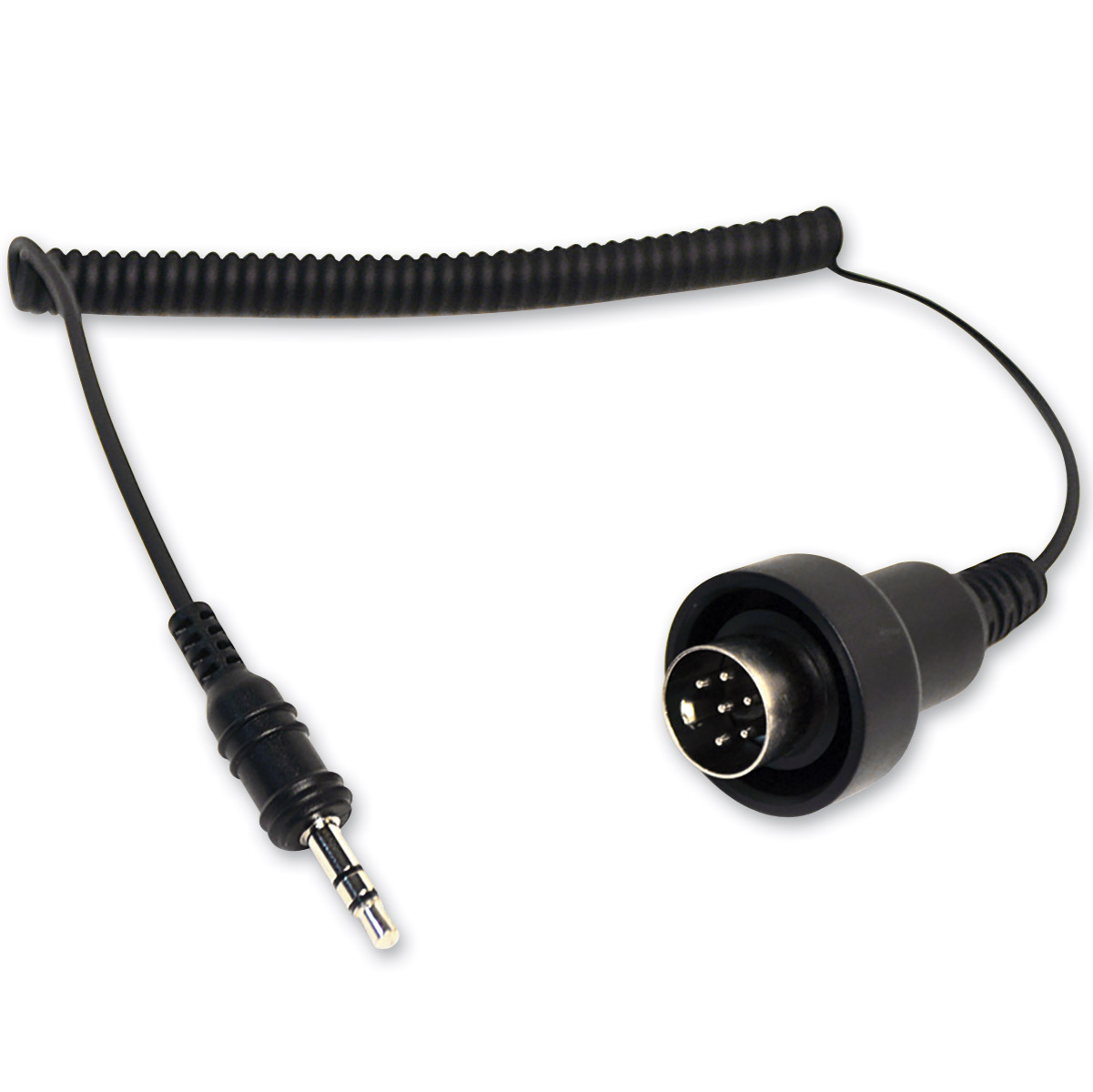 Sena Technologies SM10 3.5mm Stereo Jack to 6 pin DIN Cable for BMW K1200LT Audio Systems