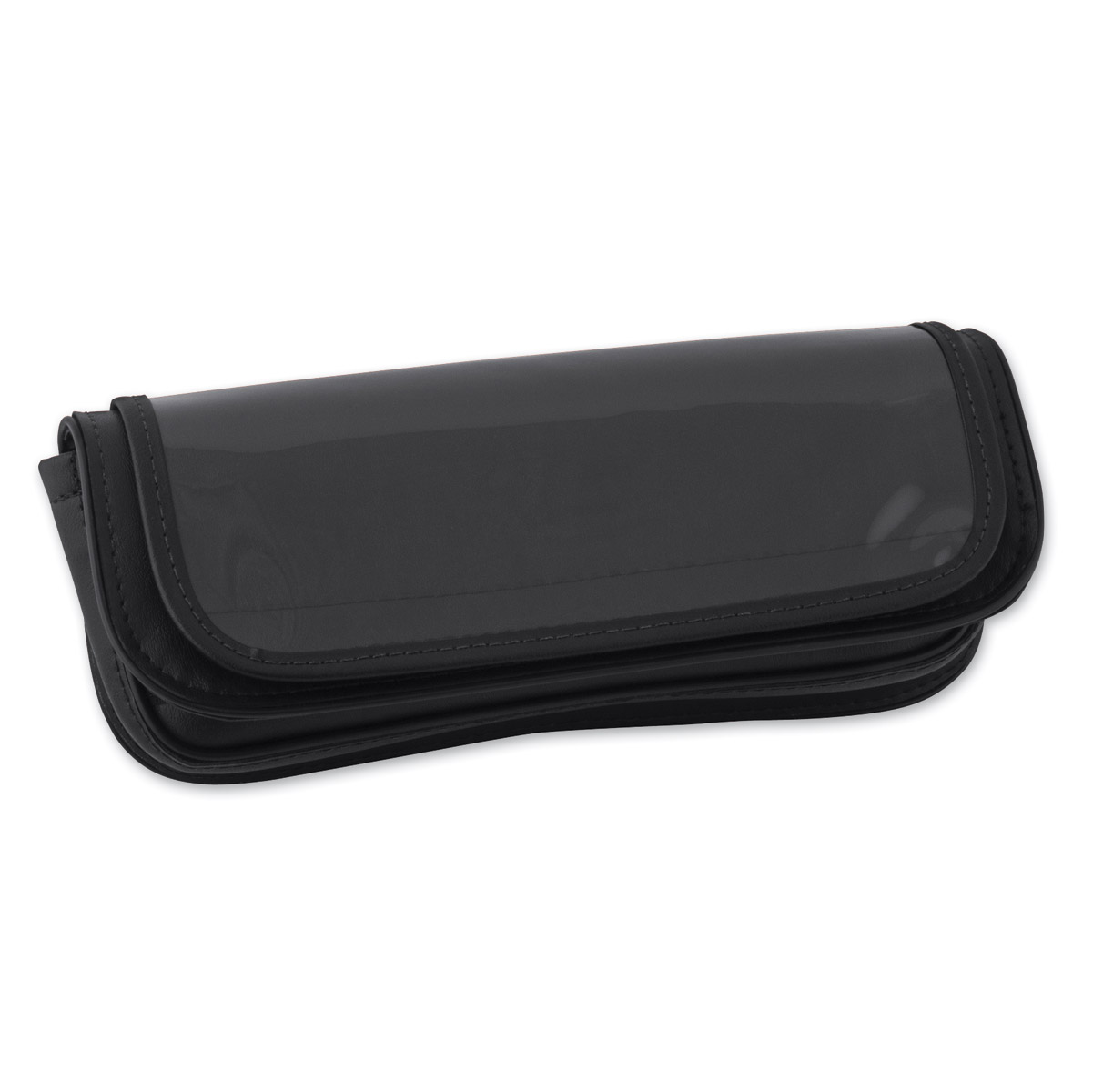 Hopnel Single Windshield Pouch with Clear Pocket