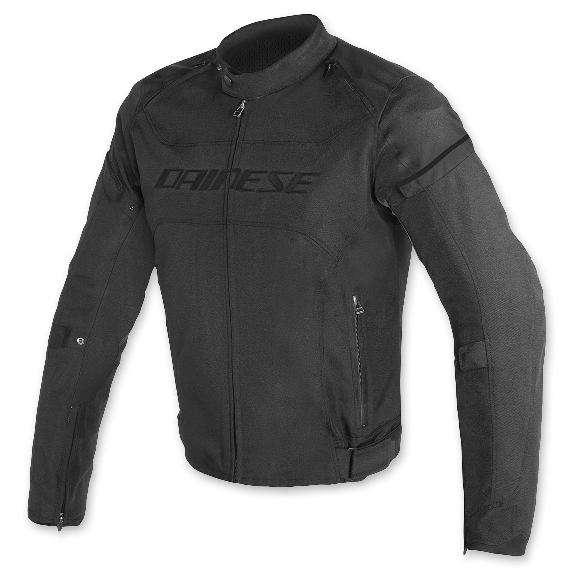 Dainese Men's D-Frame Black Jacket
