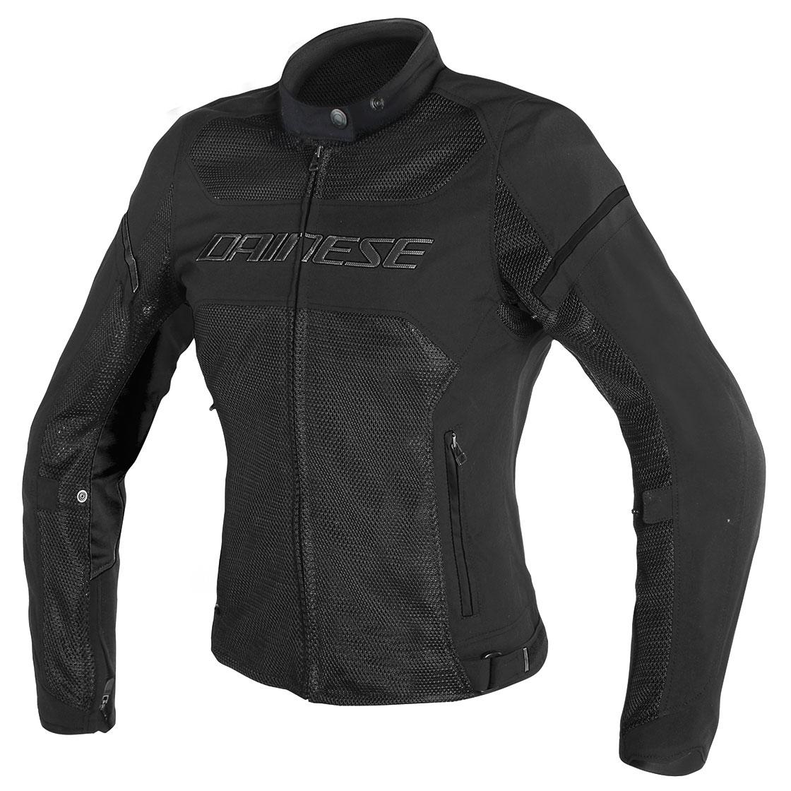 Dainese Women's Air Frame D1 Black Jacket