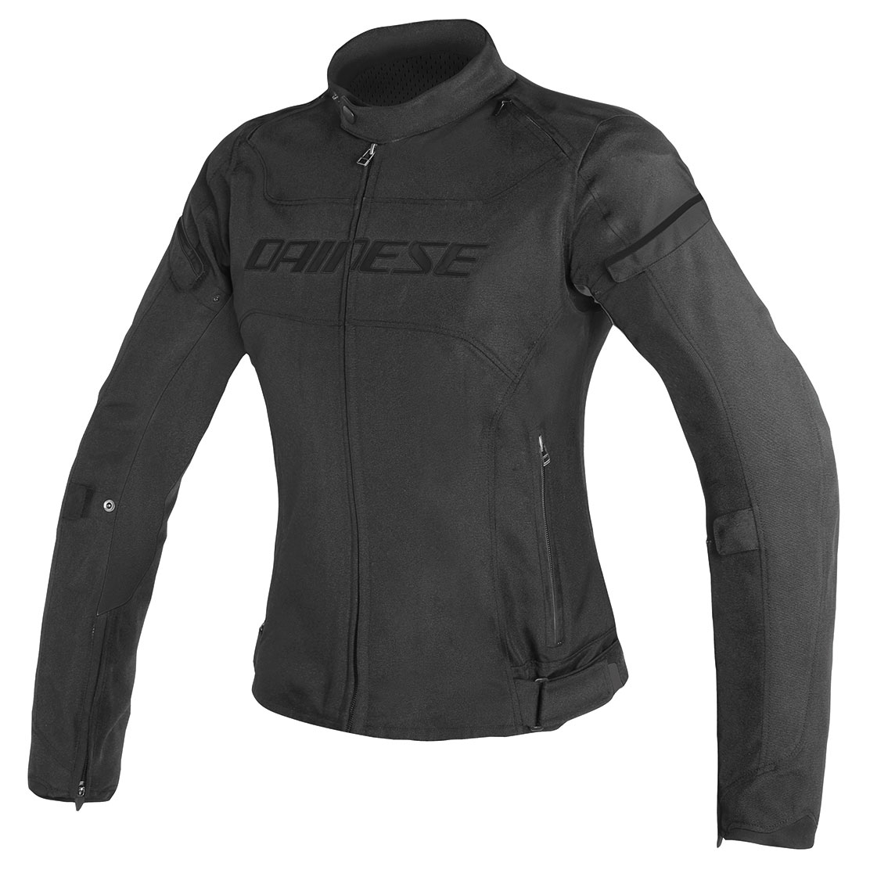 Dainese Women's D-Frame Black Textile Jacket