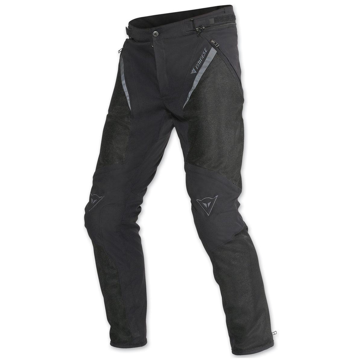 Dainese Men's Drake Super Air Black Textile Pants