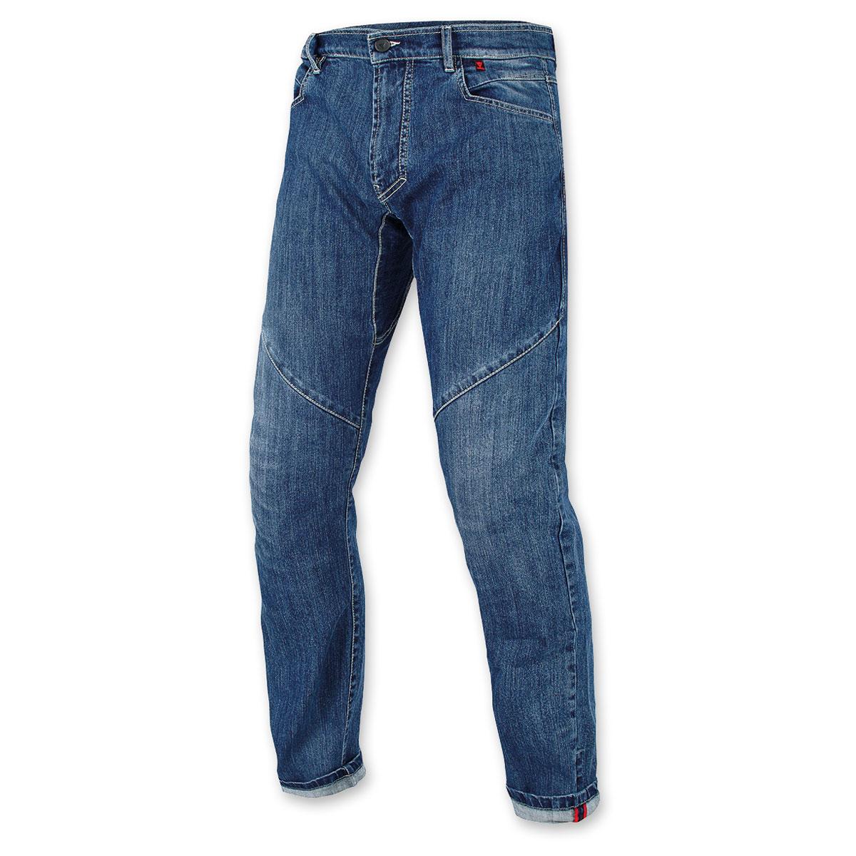 Dainese Men's Connect Blue Denim Jeans