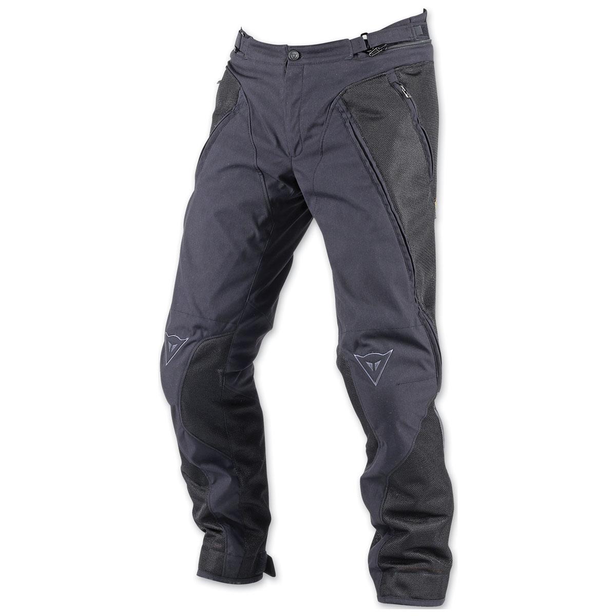 Dainese Men's Over Flux Black Textile Pants
