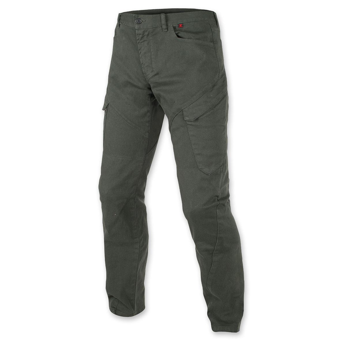 Dainese Men's Kargo Army Green Pants