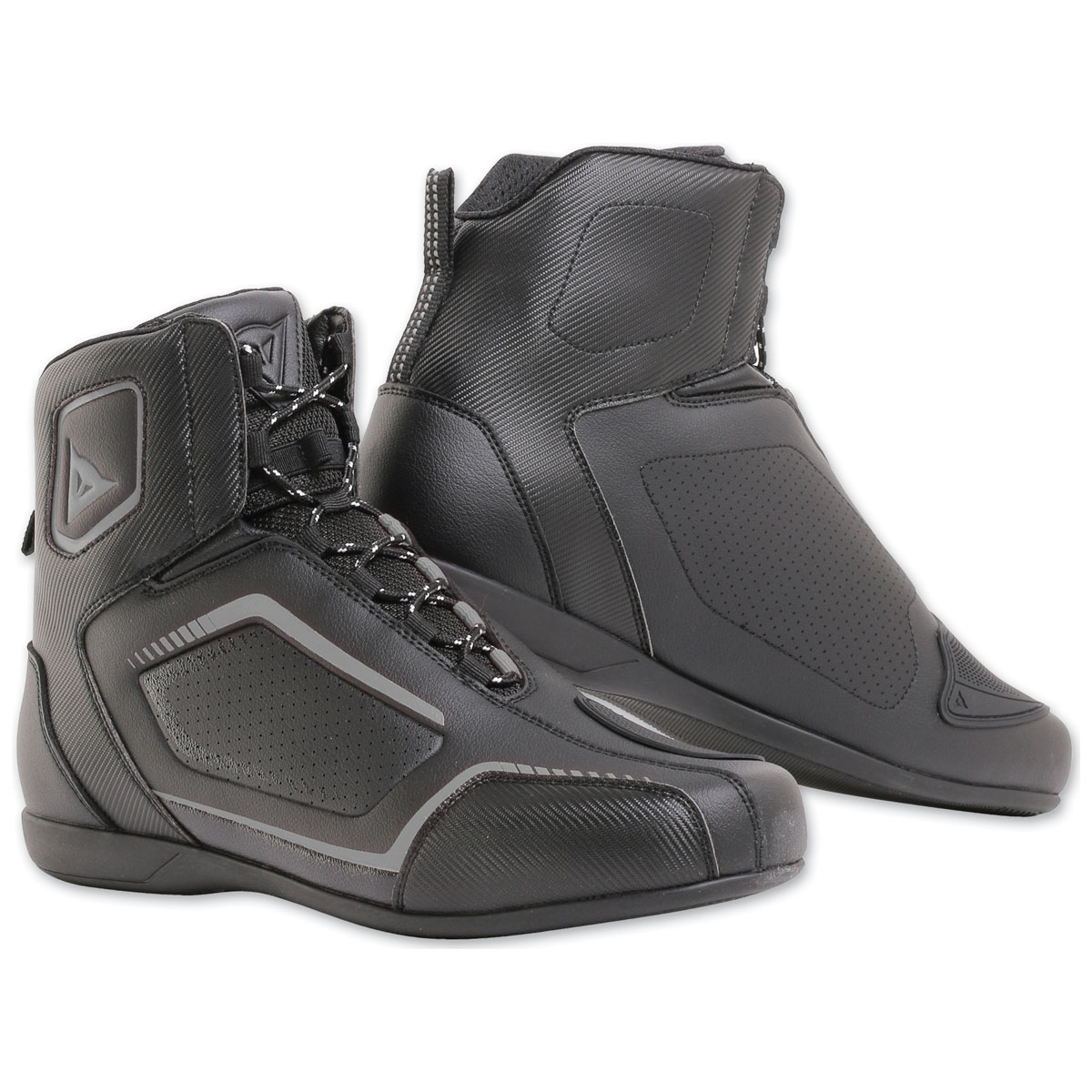 Dainese Men's Raptors Air Black/Anthracite Shoes