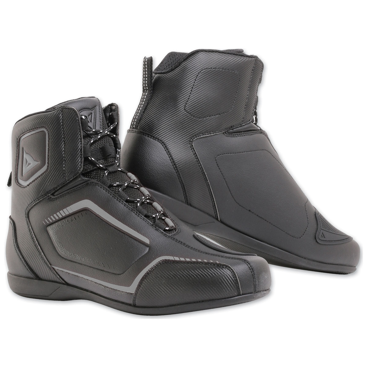 Dainese Men's Raptors Black/Anthracite Shoes