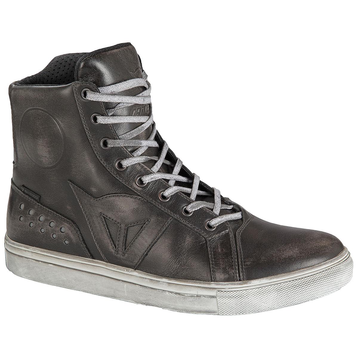 Dainese Men's Street Rocker D-WP Black Shoes