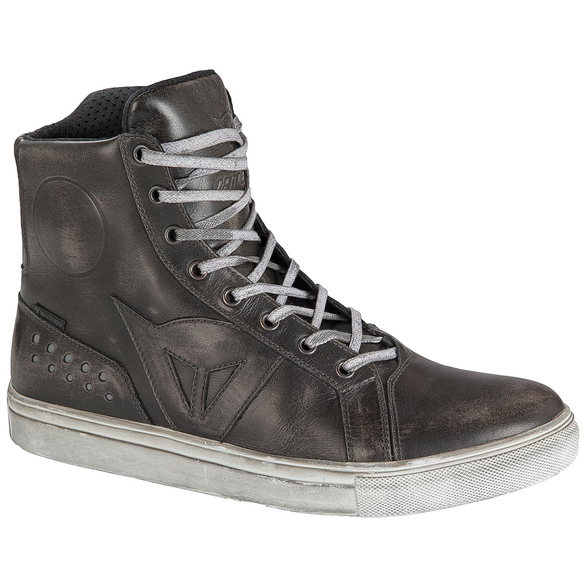 Dainese Men's Street Rocker D-WP Black Shoes