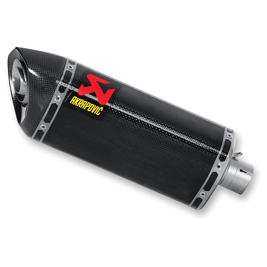 Akrapovic Hex CF/CF Slip-On Exhaust