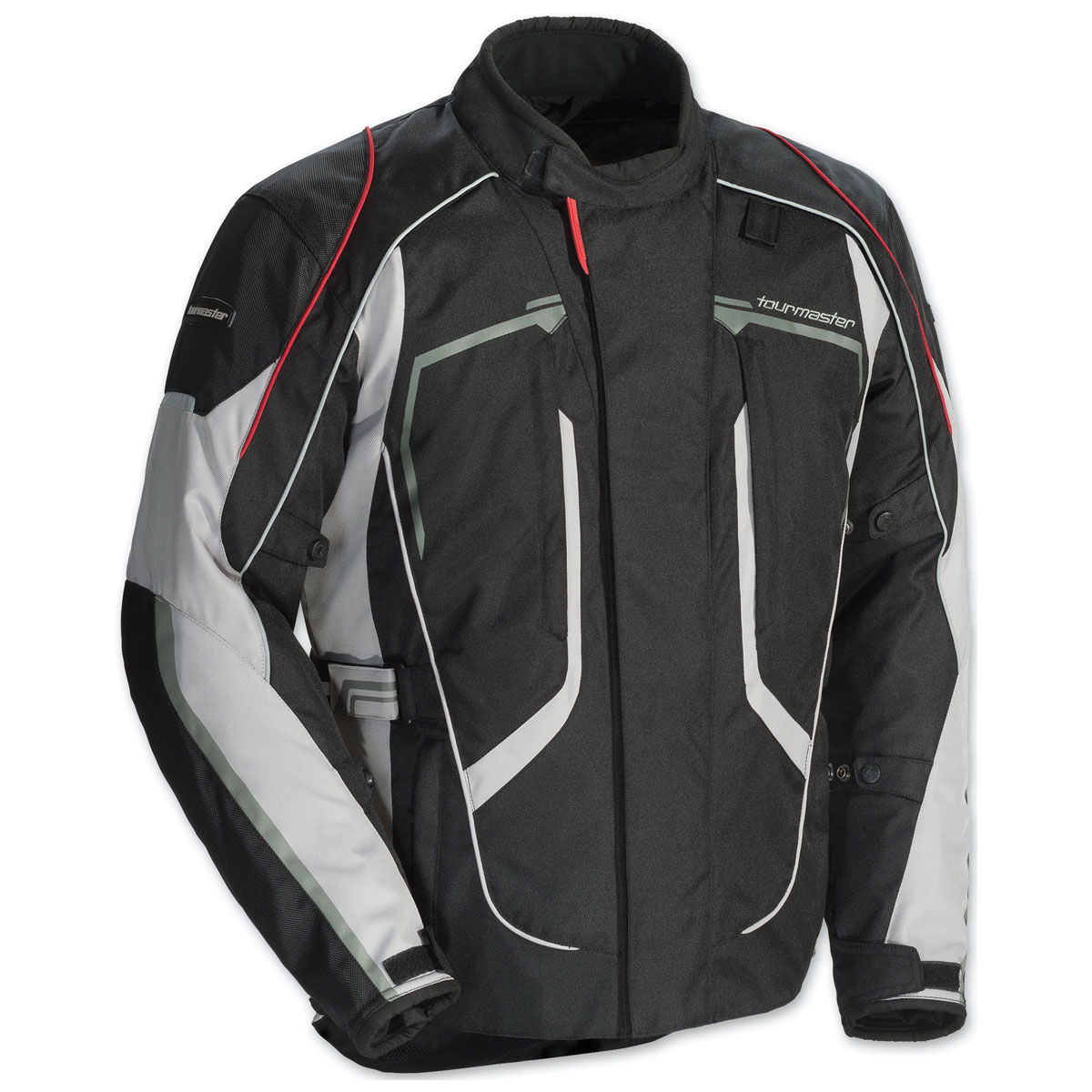 Tour Master Men's Advanced Gray/Black Jacket