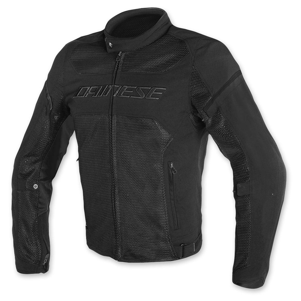 Dainese Men's Air Frame D1 Black/Black/Black Jacket