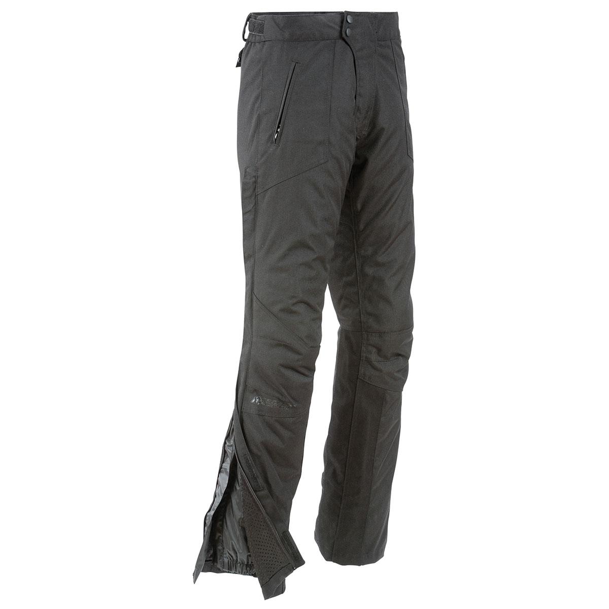 Joe Rocket Men's Ballistic 7.0 Black Over Pants