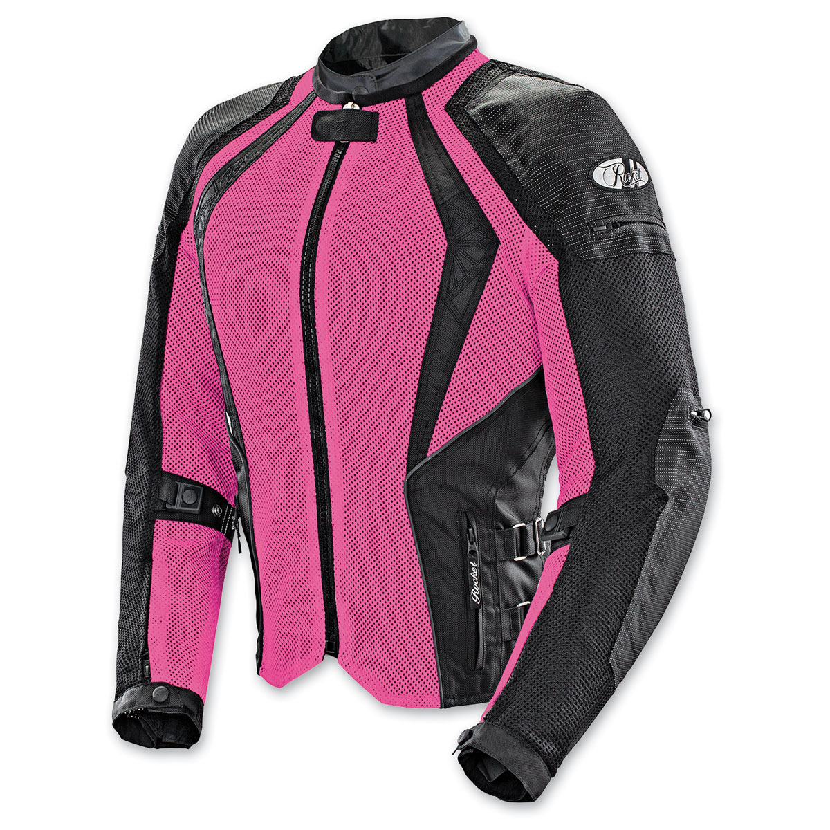 Joe Rocket Women's Cleo Elite Mesh Pink Jacket