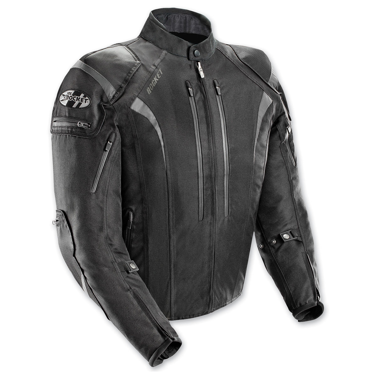Joe Rocket Men's Atomic 5.0 Black Jacket