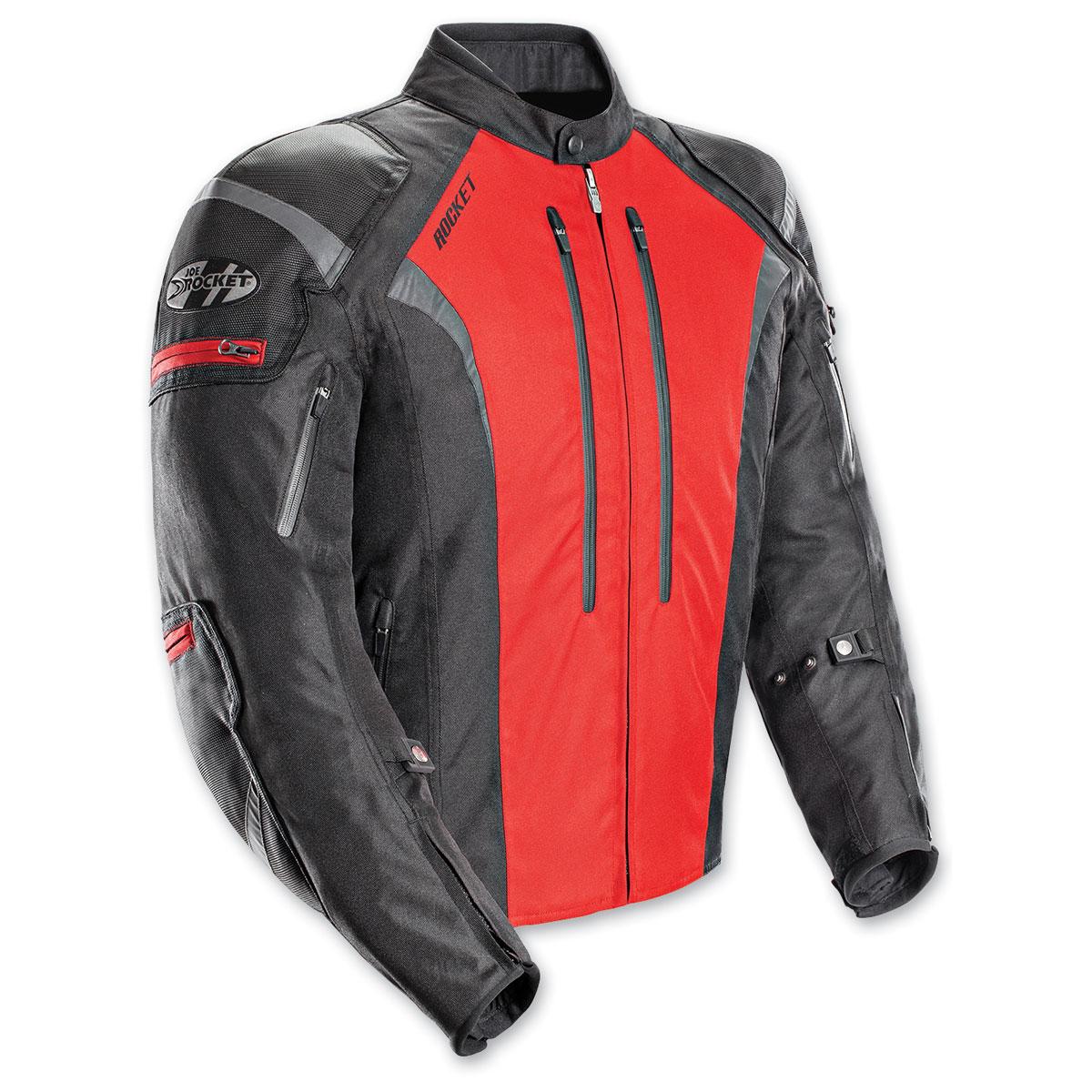 Joe Rocket Men's Atomic 5.0 Red Jacket