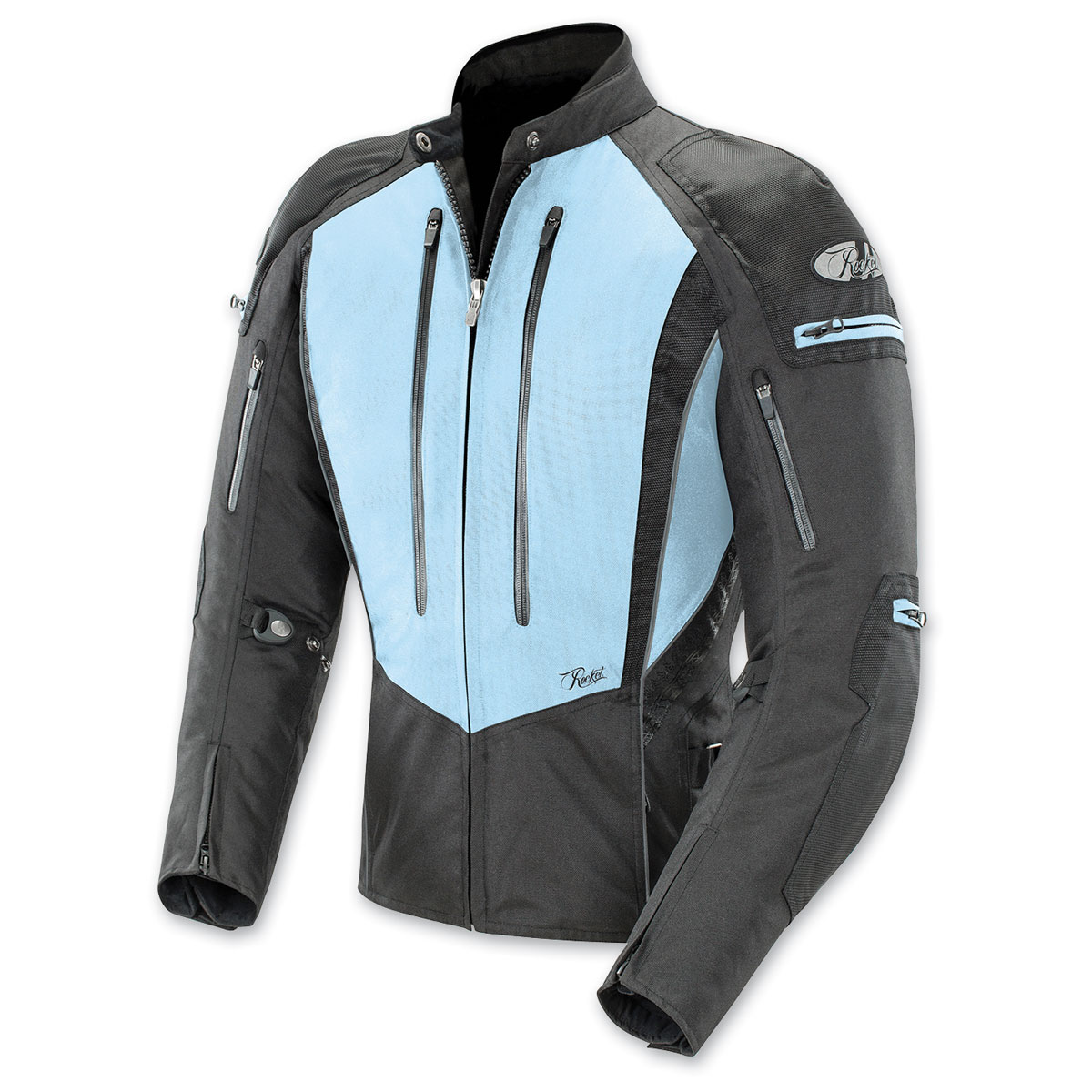 Joe Rocket Women's Atomic 5.0 Blue Jacket