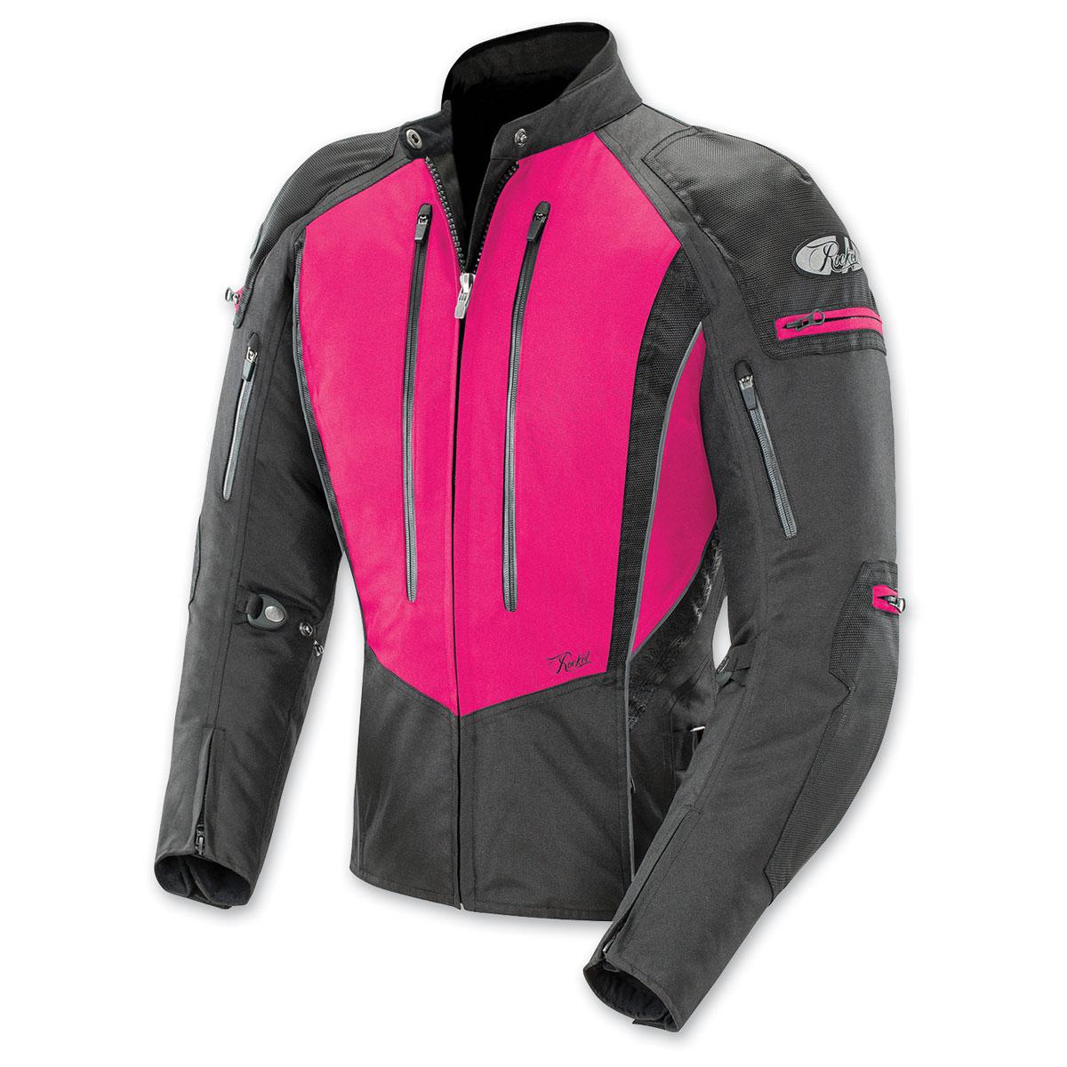 Joe Rocket Women's Atomic 5.0 Pink Jacket