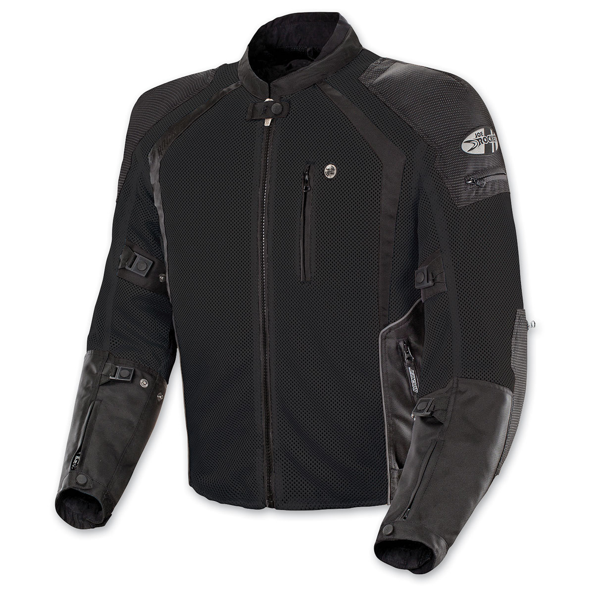 Joe Rocket Men's Phoenix Ion Black Jacket