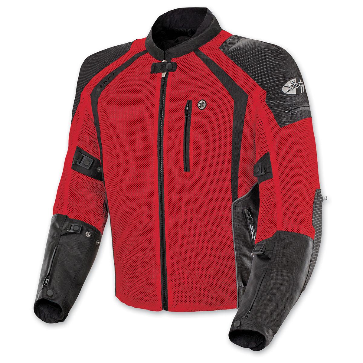 Joe Rocket Men's Phoenix Ion Red Jacket