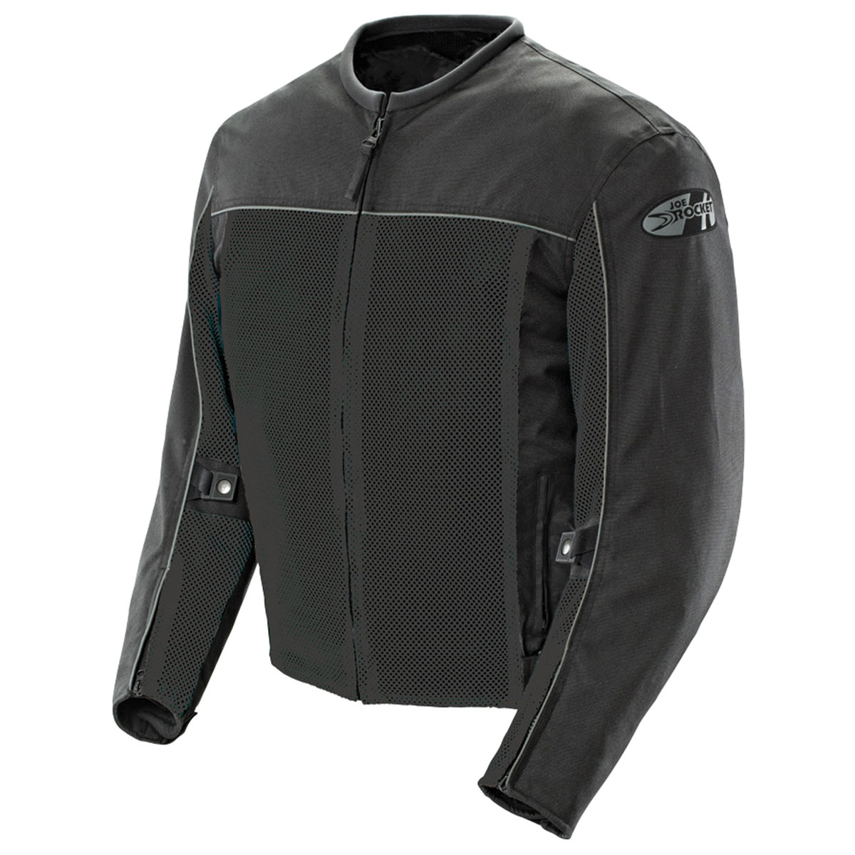 Joe Rocket Men's Velocity Mesh Black Jacket