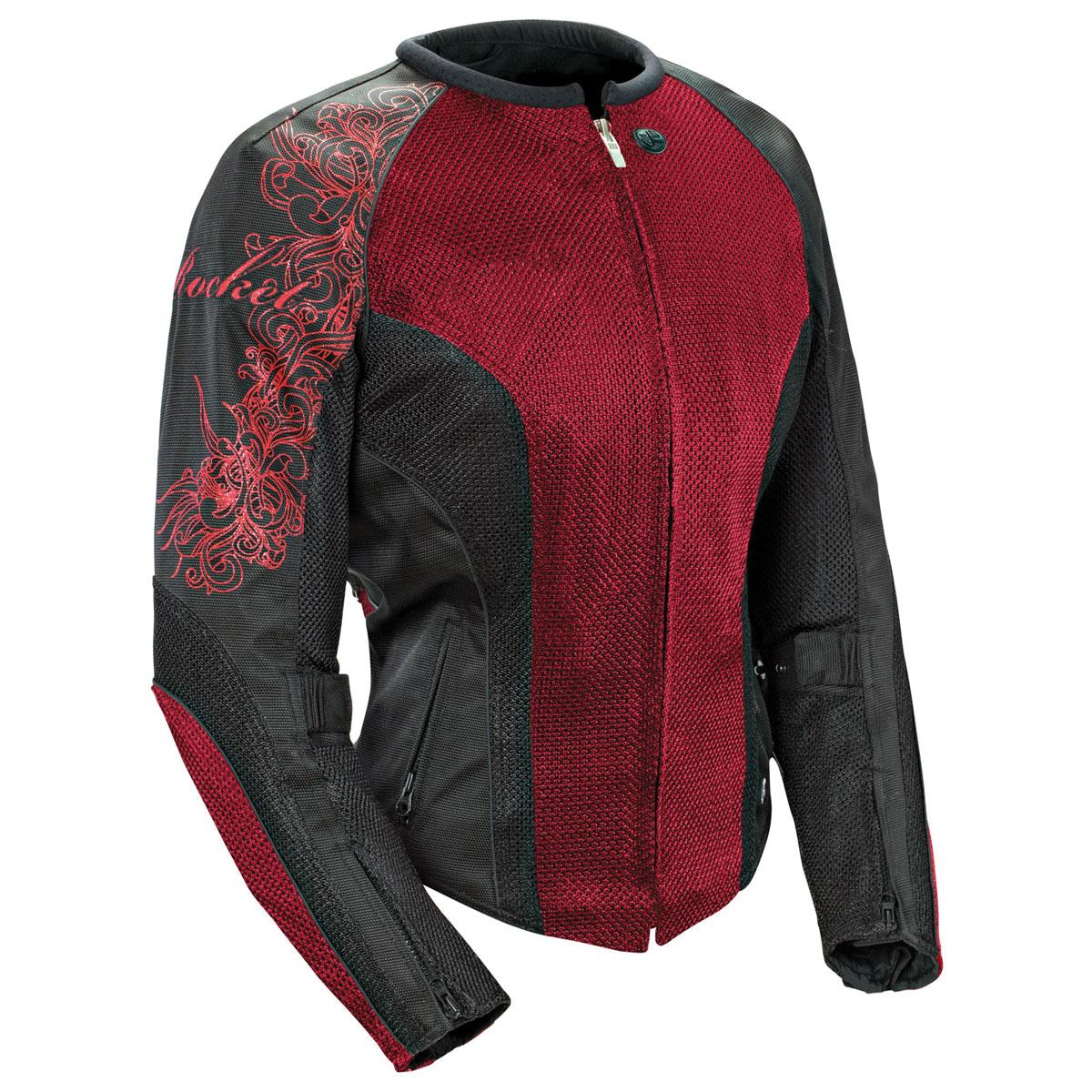 Joe Rocket Women's Cleo 2.2 Wine Jacket
