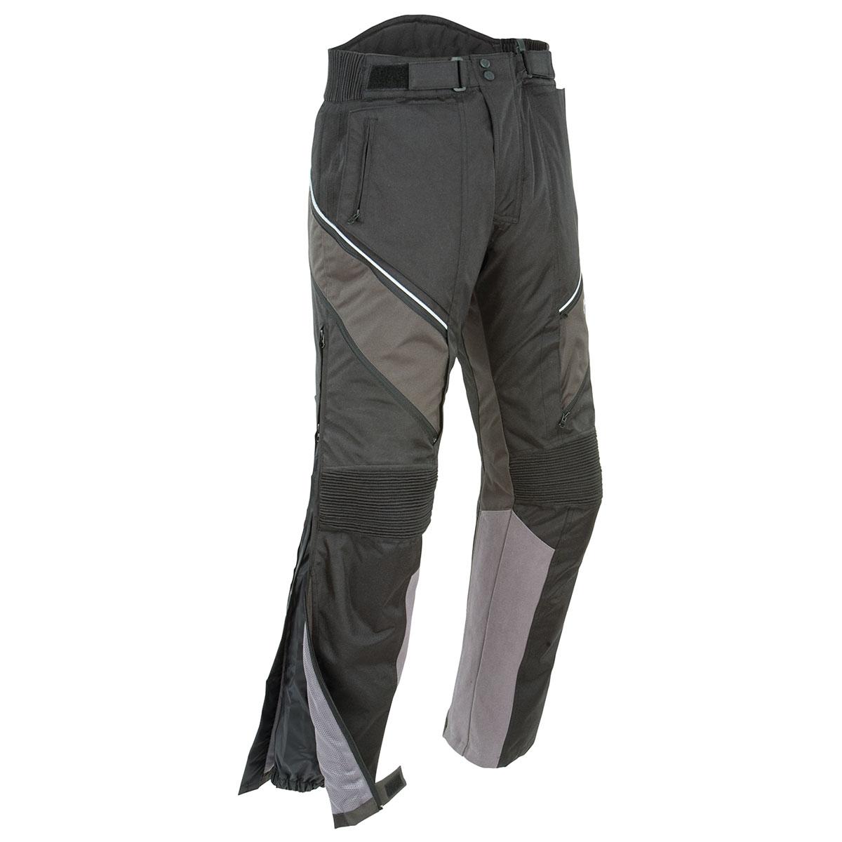 Joe Rocket Men's Alter Ego 2.0 Gray/Black Pants