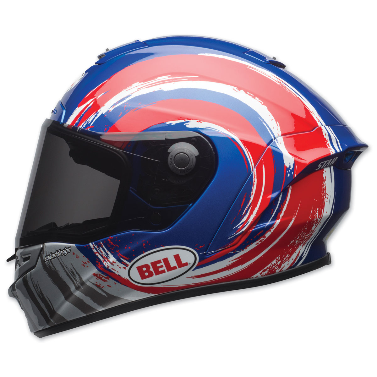 Bell Star with MIPS LE Brad Binder Replica Full Face Helmet