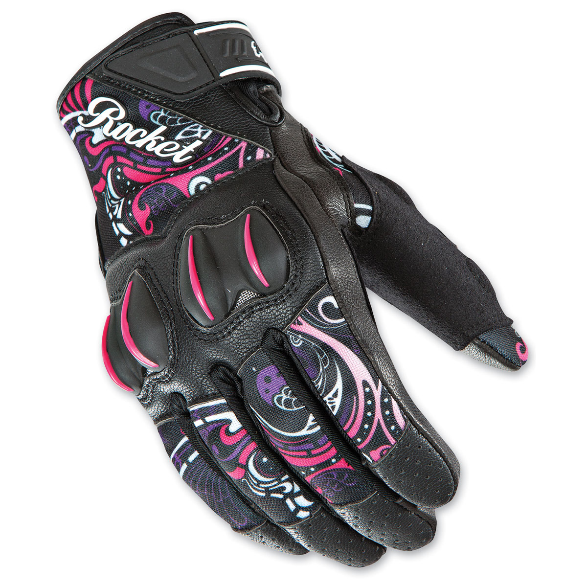 Joe Rocket Women's Cyntek Eye Candy Gloves