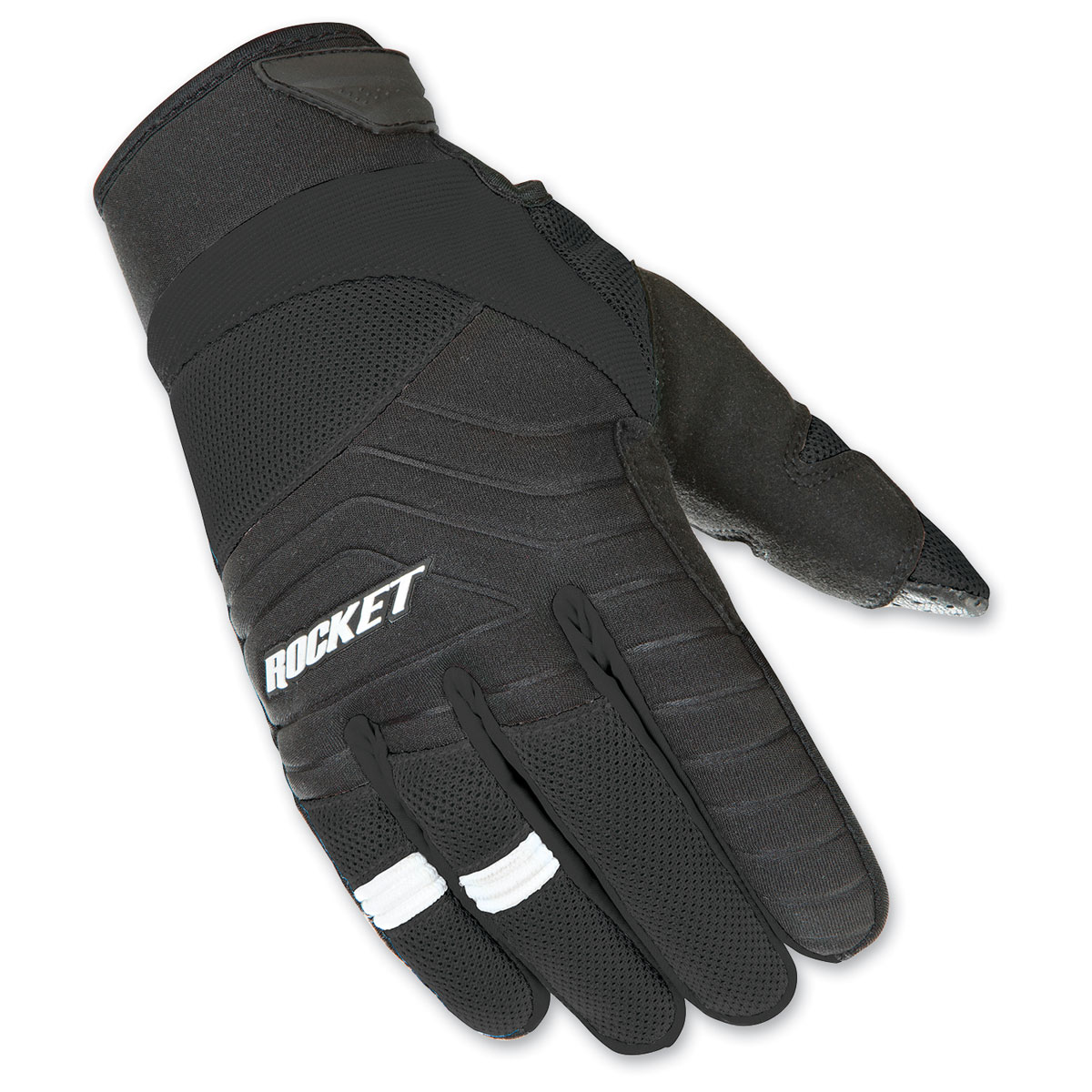 Joe Rocket Men's Big Bang 2.1 Black Gloves