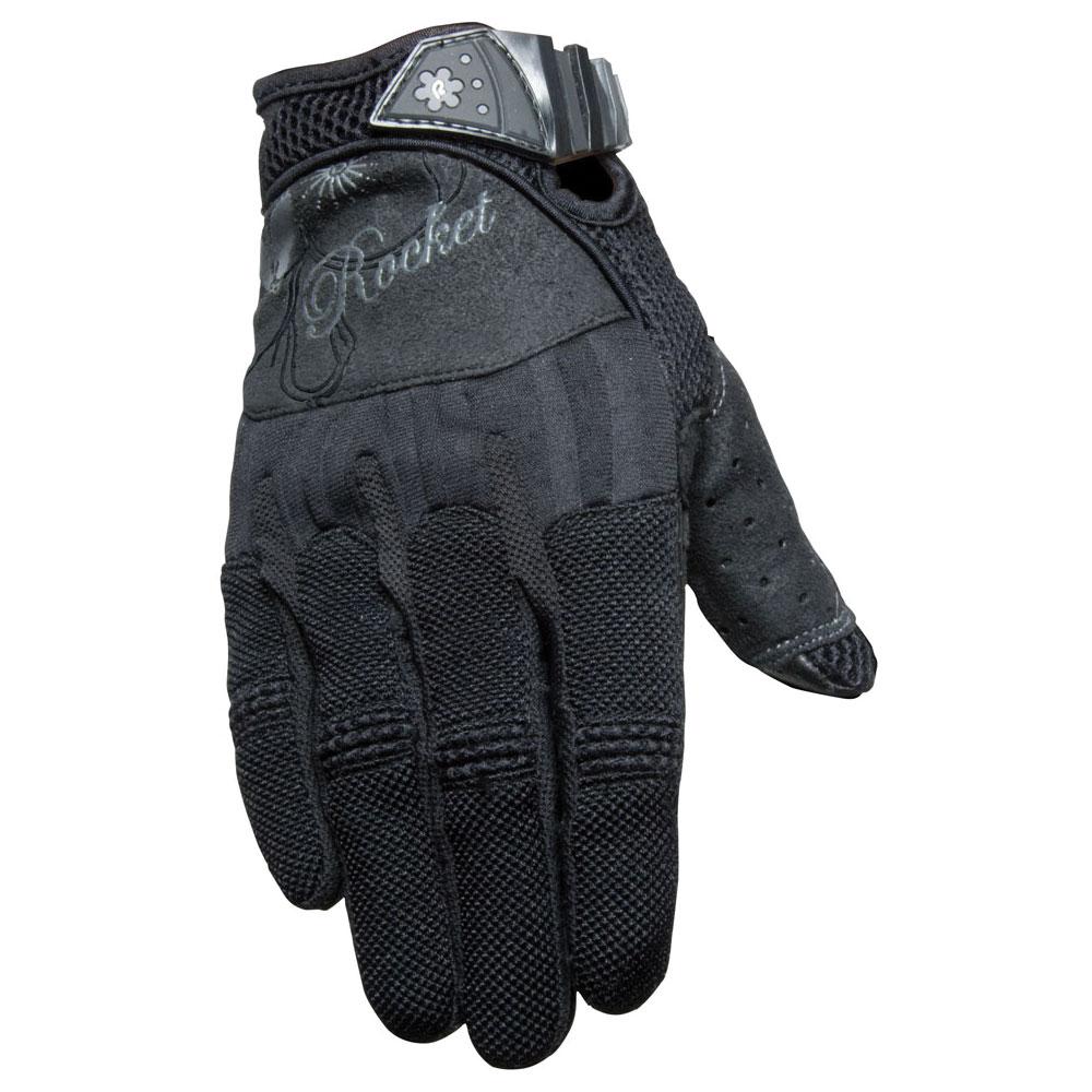 Joe Rocket Women's Heartbreaker Black Gloves