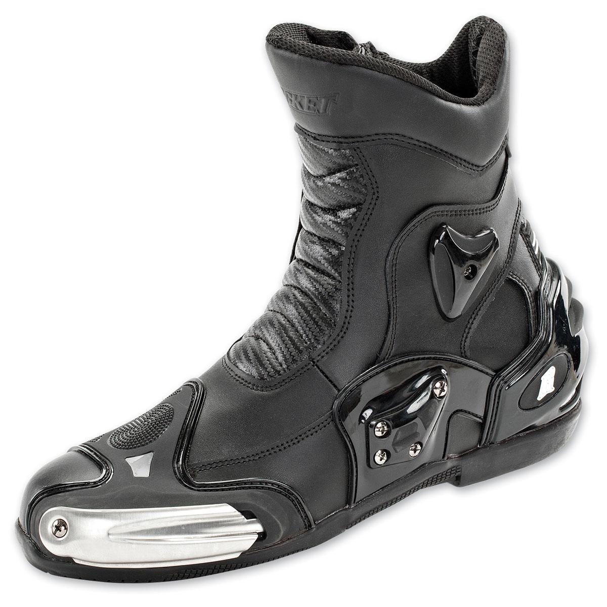 Joe Rocket Men's Super Street Black Boots