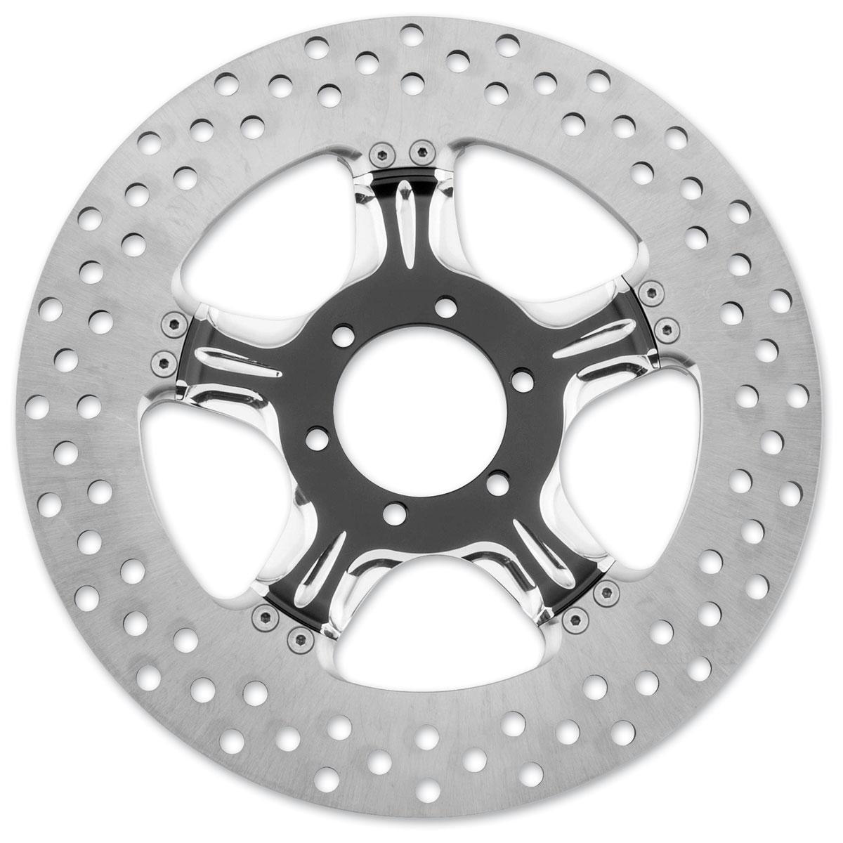 Performance Machine 13″ Wrath Front Platinum Cut Rotor
