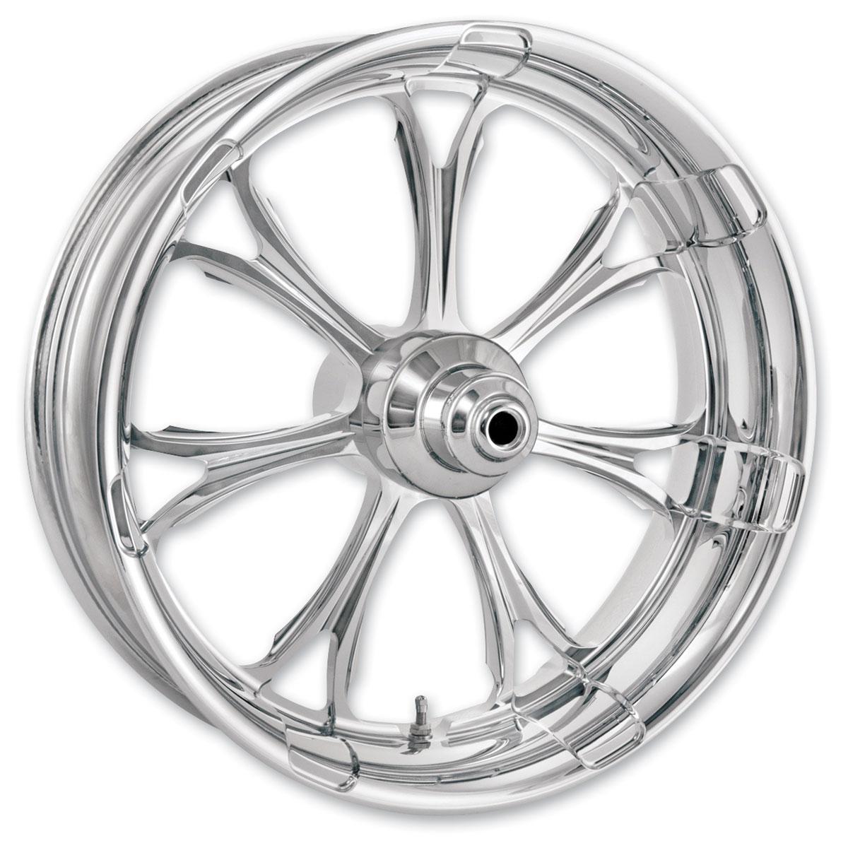 Performance Machine Paramount Chrome Front Wheel, 21