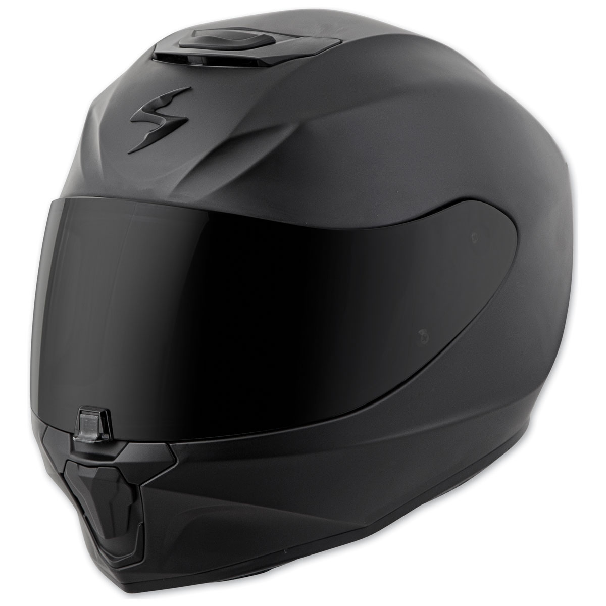 Scorpion EXO EXO-R420 Matte Black Full Face Helmet