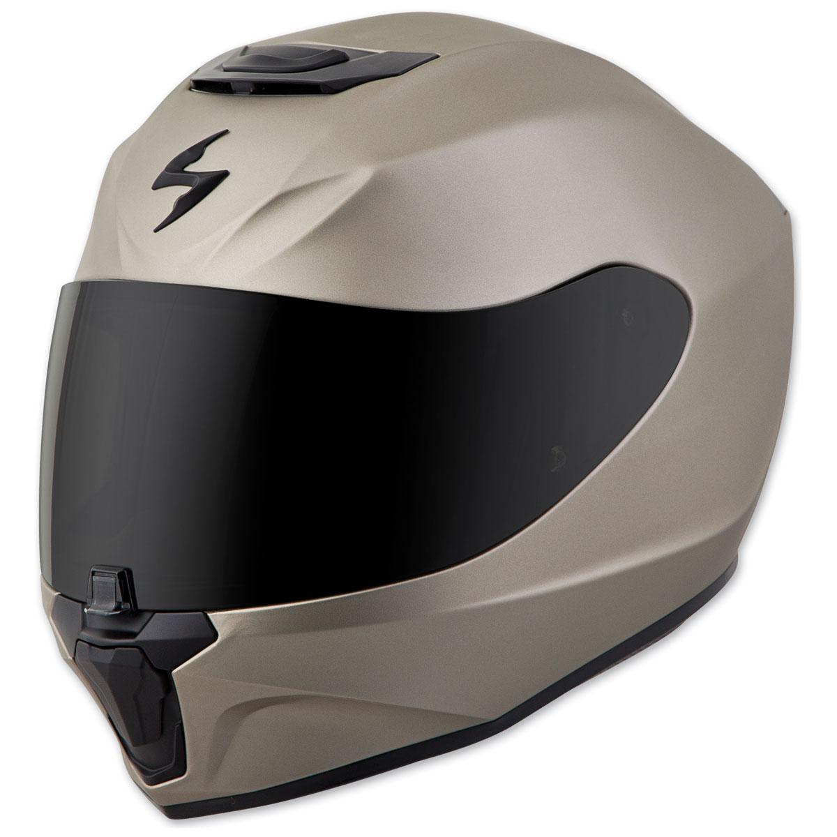 Scorpion EXO EXO-R420 Titanium Full Face Helmet