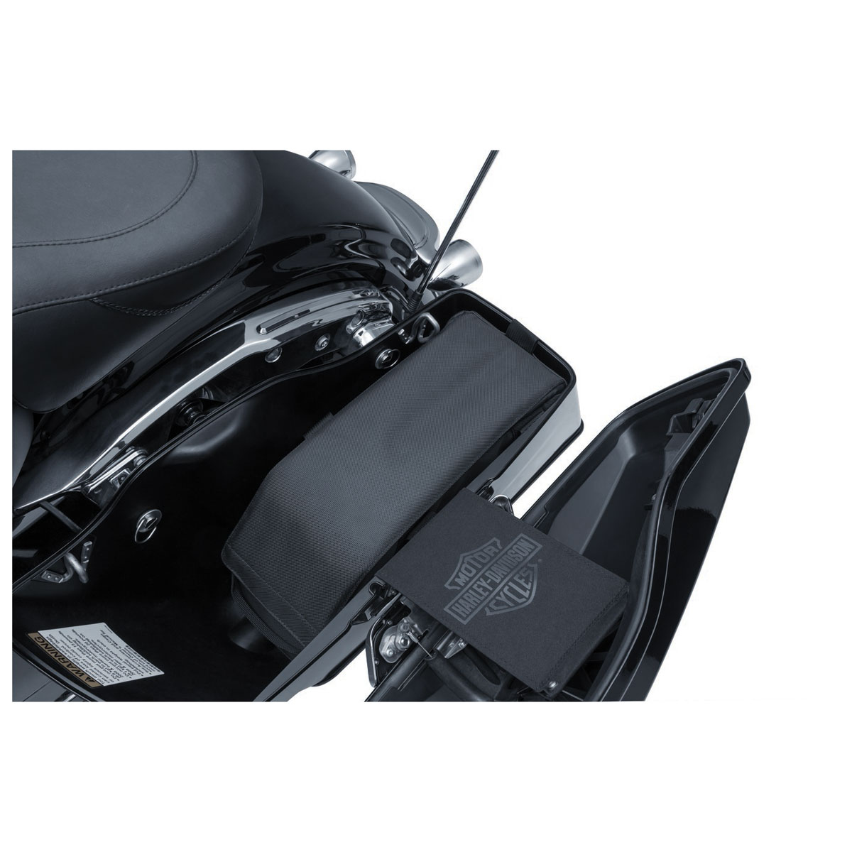 Kuryakyn Saddlebag Cooler