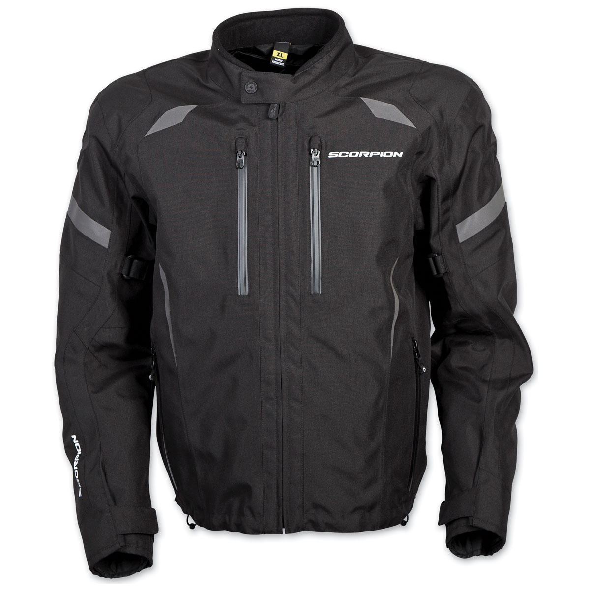 Scorpion EXO Men's Optima Black Jacket