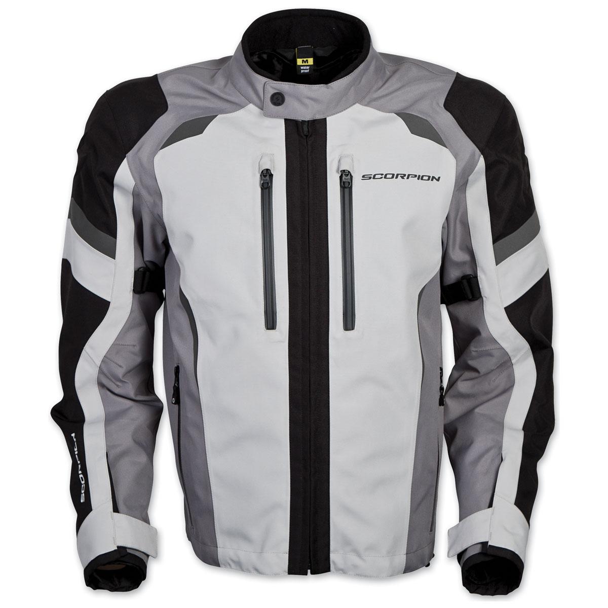 Scorpion EXO Men's Optima Gray Jacket