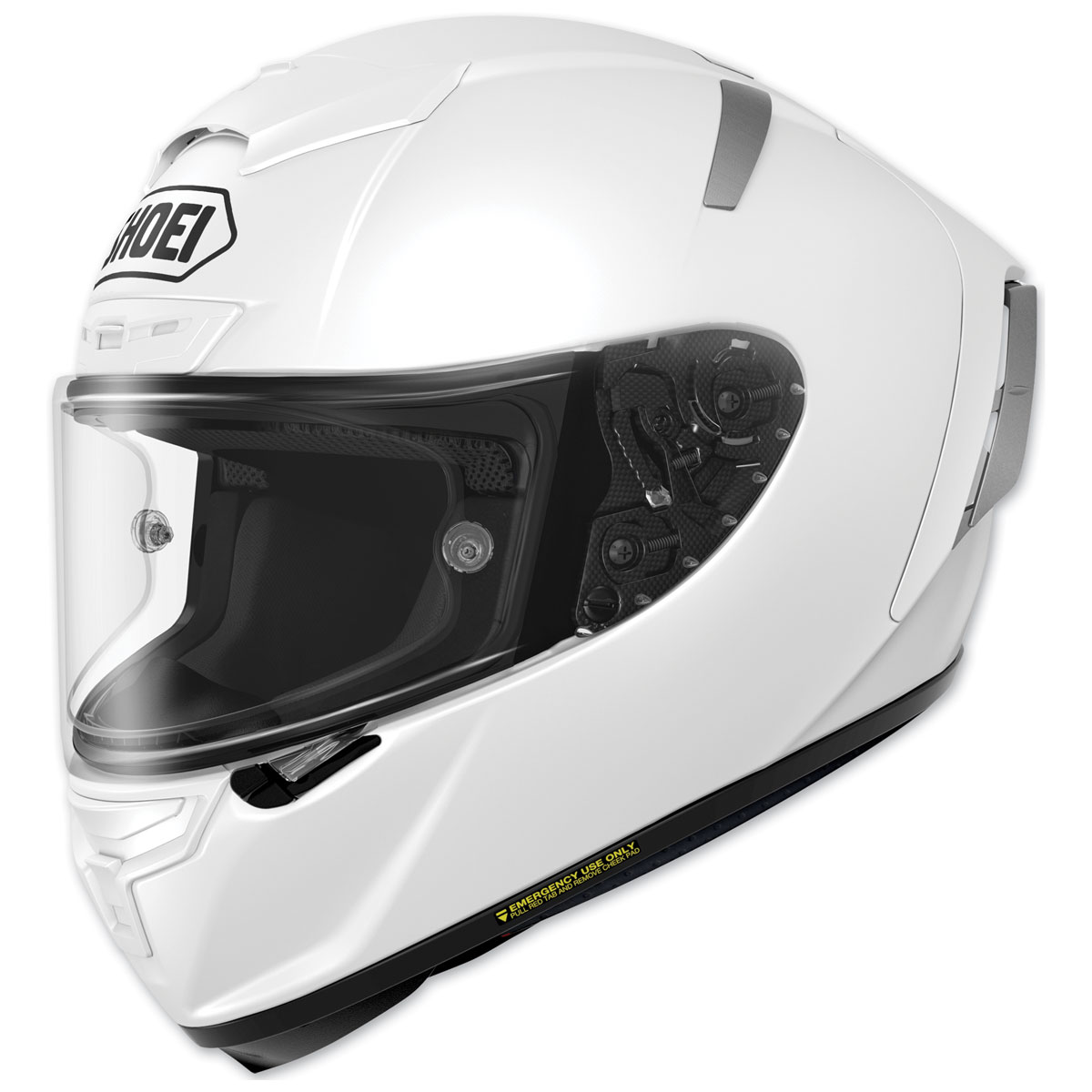 Shoei X-Fourteen White Full Face Helmet