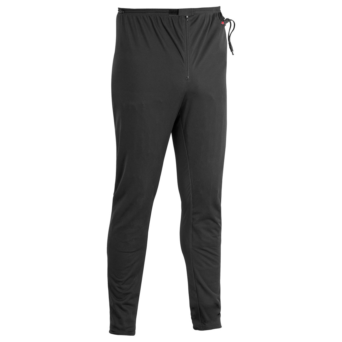 Firstgear Men's Heated Windblock Black Pants