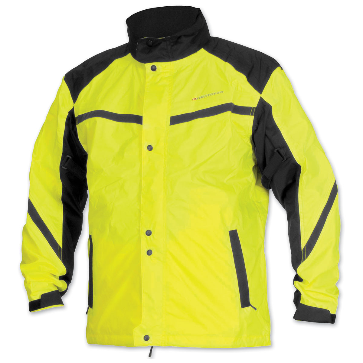 Firstgear Men's Sierra DayGlo Rain Jacket