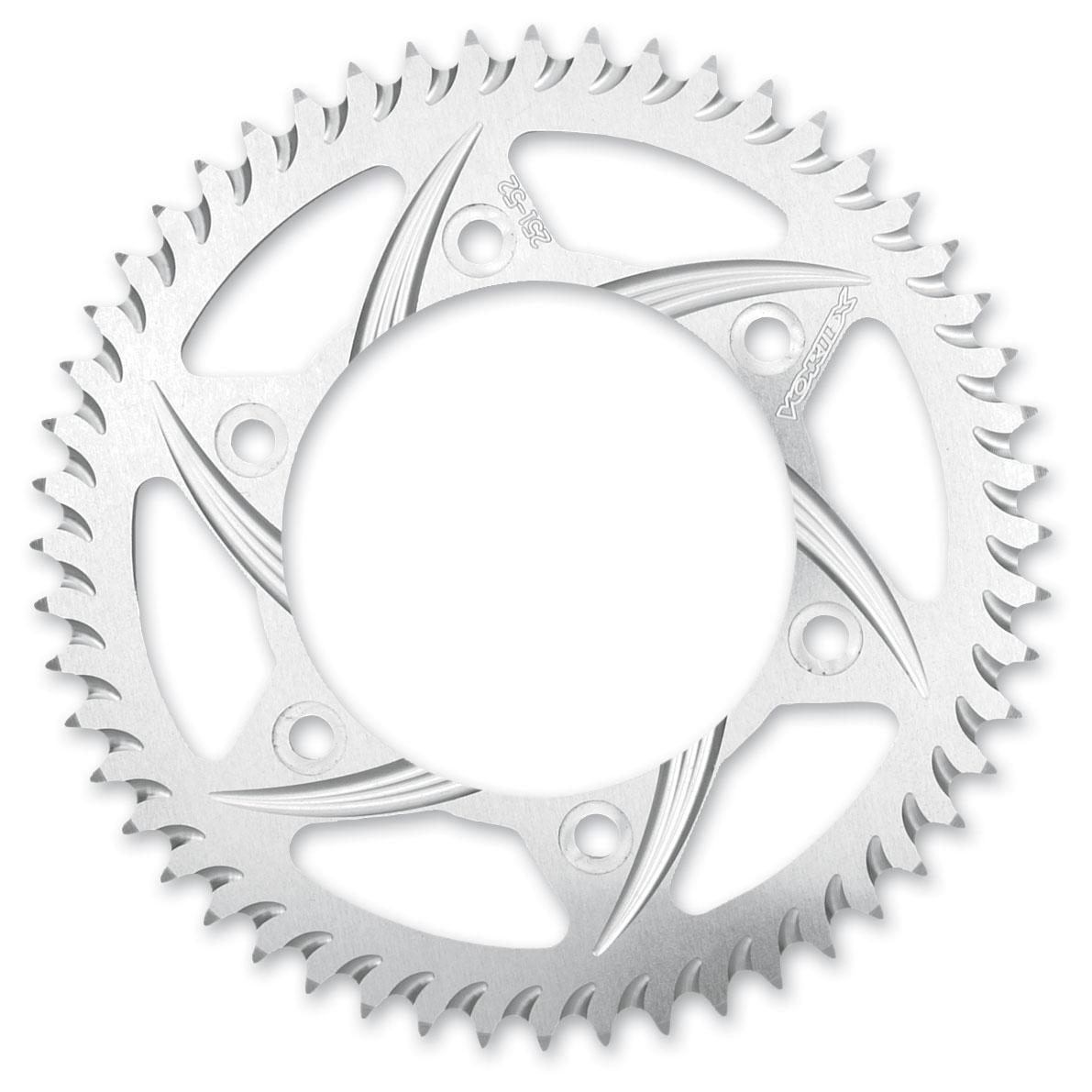 Vortex Rear Sprocket 520 Conversion 50T Silver