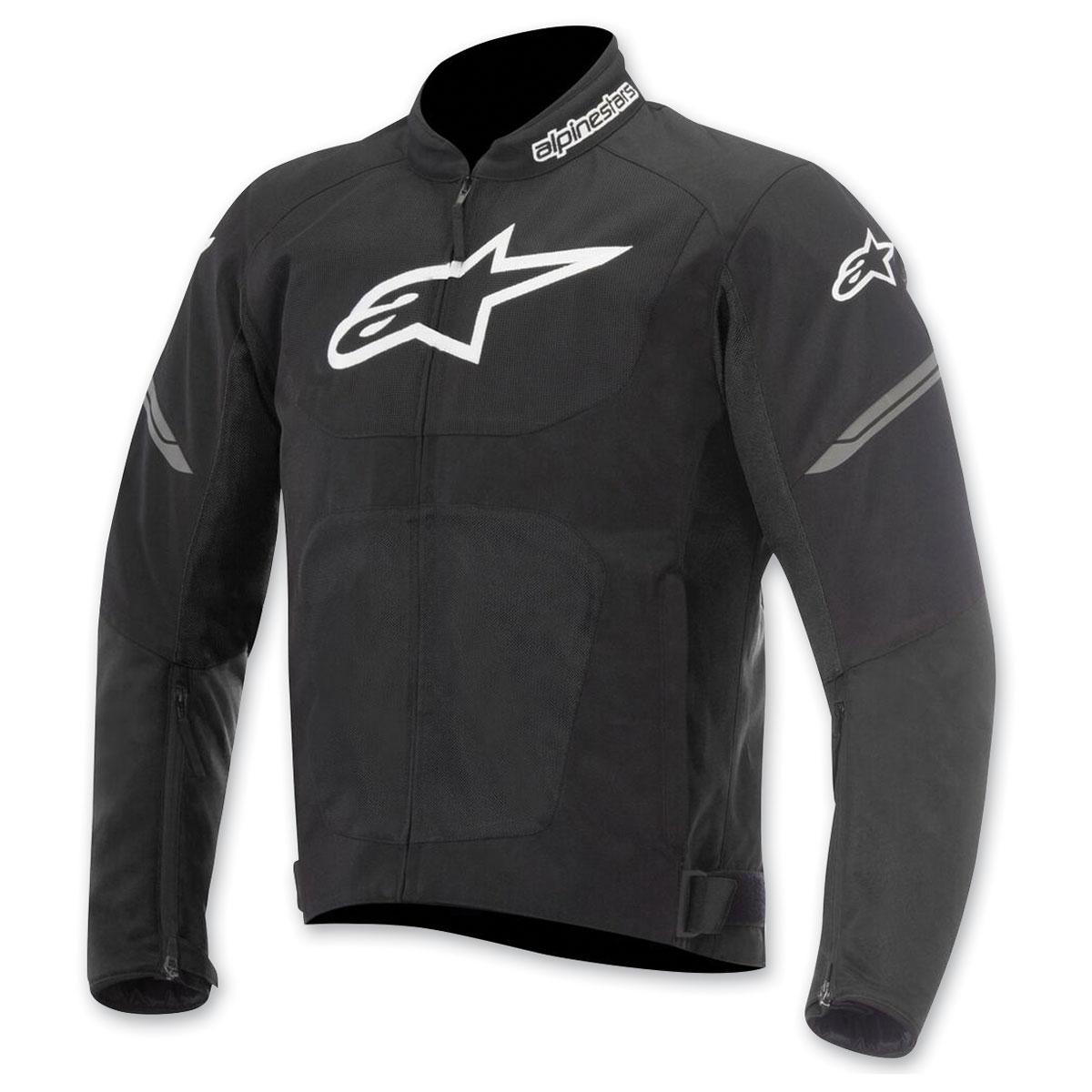 Alpinestars Men's Viper Air Black Textile Jacket