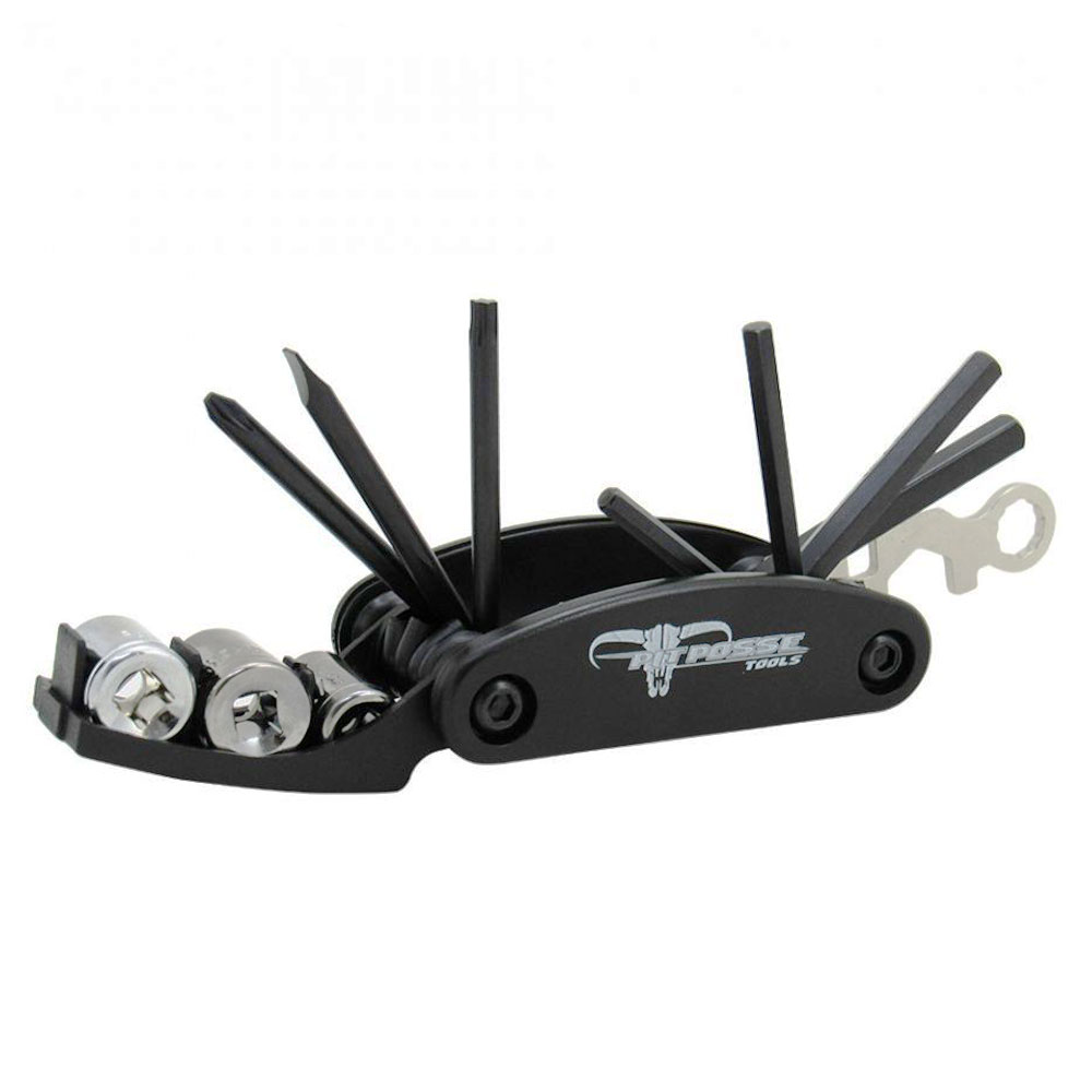 Pit Posse Motorsports Folding Tool Set