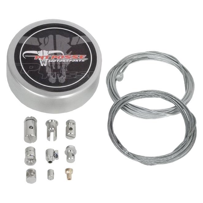 Pit Posse Motorsports Universal Cable Repair Kit