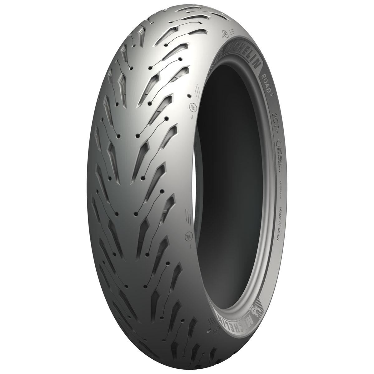 Michelin Road 5 180/55ZR17 Rear Tire