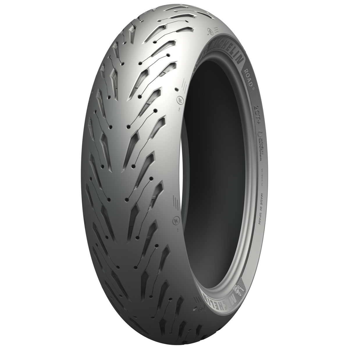 Michelin Road 5 190/55ZR17 Rear Tire