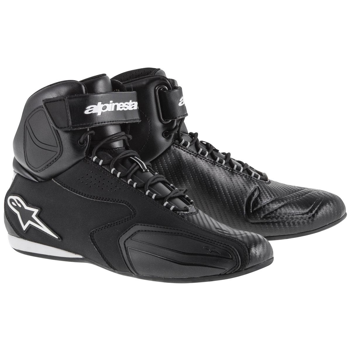 Alpinestars Men's Faster Black Shoes